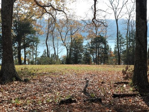 41.28 Acres Lake Front Property : Nancy : Pulaski County : Kentucky