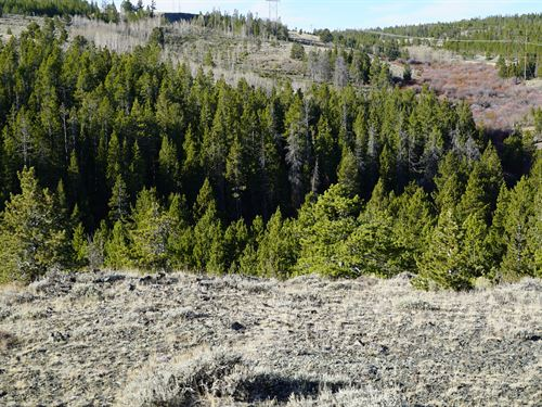 Slate Creek Lot 2 : Lander : Fremont County : Wyoming