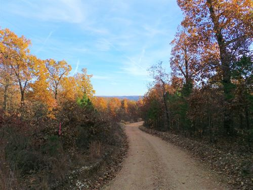 Land For Sale In The Ozarks : Flippin : Marion County : Arkansas