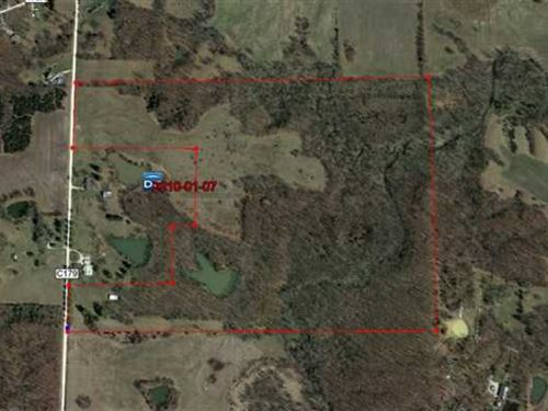 93 Acres in Randolph County That : Moberly : Randolph County : Missouri