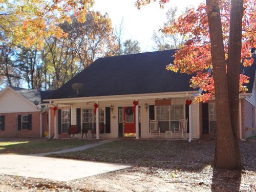 Private East Texas Country Home 15 : Leesburg : Wood County : Texas