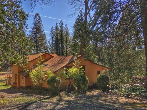 Home Cottage, Art Studio, Ponds : Berry Creek : Butte County : California