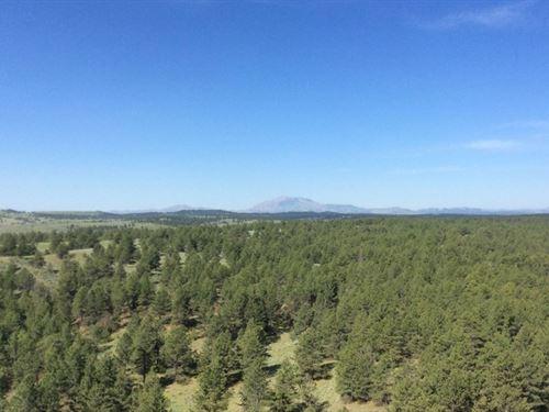Ck Pine Ridge Ranch : Glendo : Platte County : Wyoming