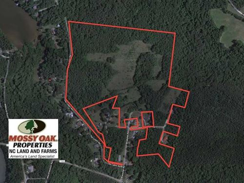 Under Contract, 59 Acres of Hunti : Roxboro : Person County : North Carolina