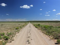 40 Ac Flat, Amazing Views, $288/Mo : Salt Flat : Hudspeth County : Texas
