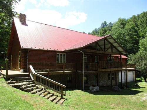 Spectacular Private West Virginia : Jacksonburg : Tyler County : West Virginia