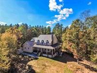 Little Thicketty Creek Farm : Gaffney : Cherokee County : South Carolina