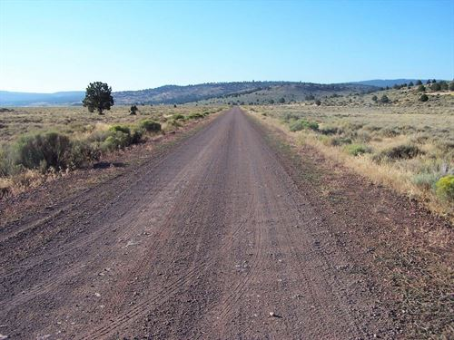 Excellent 21 Ac With Owner Finance : Termo : Lassen County : California