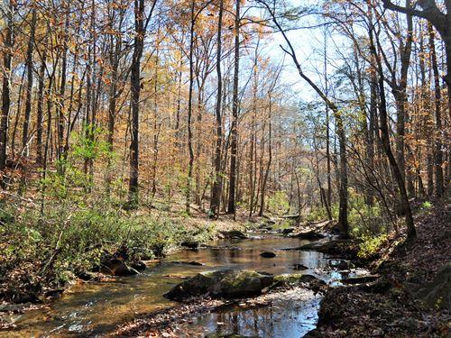 Wrayswood Tract : Carrollton : Carroll County : Georgia