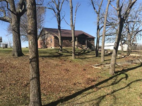 255 Acre Cattle Farm In Webster CO : Niangua : Webster County : Missouri
