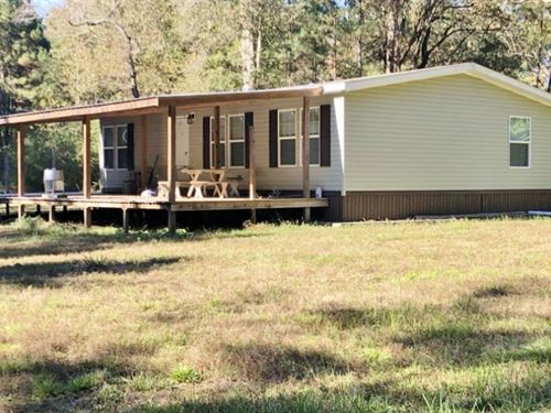 90 Acres Land For Sale & MO : Bogue Chitto : Lincoln County : Mississippi