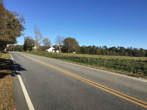 Large Estate Lot, Pasture And Oaks : Jackson : Butts County : Georgia