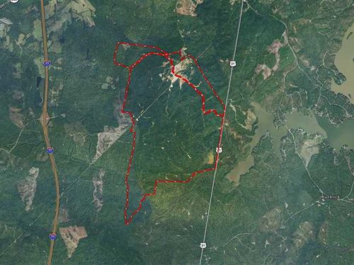 2585 Acres in Winnsboro, Fairfi : Winnsboro : Fairfield County : South Carolina