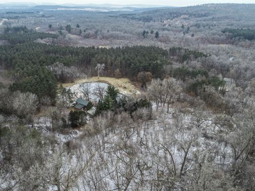 Online Auction 128 Acres : Poynette : Columbia County : Wisconsin