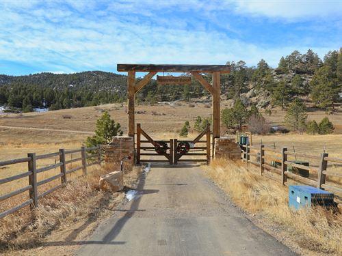Meadowdale Acres : Estes Park : Larimer County : Colorado