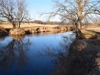 328 +/- Acres : Hulbert : Cherokee County : Oklahoma