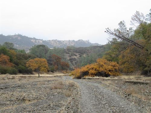 Rumsey River Ranch Acreage, Yolo : Rumsey : Yolo County : California