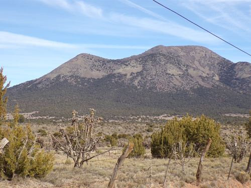 New Mexico 13 Ac Mountain Views : Edgewood : Bernalillo County : New Mexico