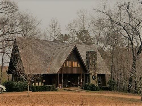 46 Ac, Home, Barn, Stable, Pond : Milledgeville : Baldwin County : Georgia