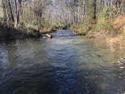42.38 +/- Wooded Acres, Bartow Co : Kingston : Bartow County : Georgia