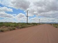 Prime Ranch Land, Paved, Power : Douglas : Cochise County : Arizona