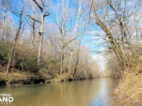 Tallaseehatchee Creek Tract : Alpine : Talladega County : Alabama