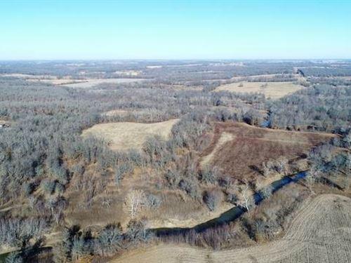 Recreational Farm Tillable St Clair : Rockville : Saint Clair County : Missouri