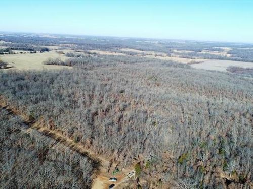 Hunting Recreational Land St Clair : Rockville : Saint Clair County : Missouri