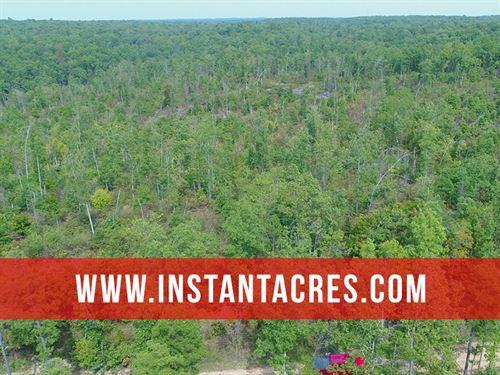 10 Acres Near Jacks Fork River : Eminence : Shannon County : Missouri