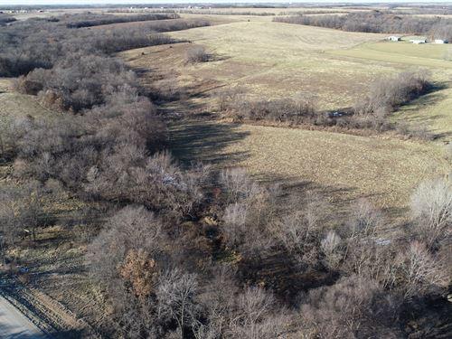 Monroe County Land For Sale : Albia : Monroe County : Iowa