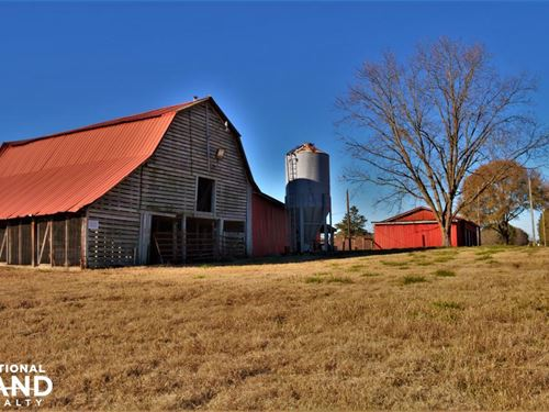 Poley Creek Farm And Homesite : Jasper : Walker County : Alabama