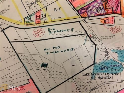 194 Acres Us Hwy 78 : Monroe : Walton County : Georgia