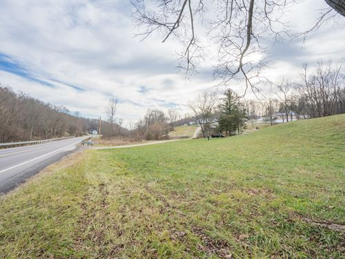 Pleasant Valley Rd, 83 Acres : Frazeysburg : Licking County : Ohio