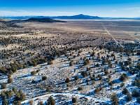 Lassen County Hillside Beauty : Termo : Lassen County : California