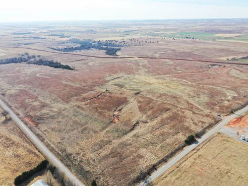 160 Acres Grassland : Minco : Grady County : Oklahoma