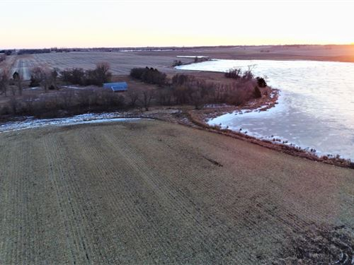 160 Acres Kingsbury County South : Erwin : Kingsbury County : South Dakota