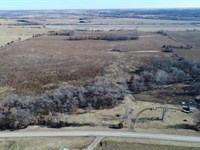 87 Acre Crp Farm Hunting, Worth : Sheridan : Worth County : Missouri