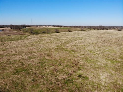 Cattle Ranch In Idabel Oklahoma : Idabel : McCurtain County : Oklahoma