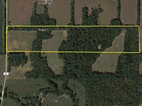 30 Acres Tract 1 Lincoln County : Silex : Lincoln County : Missouri