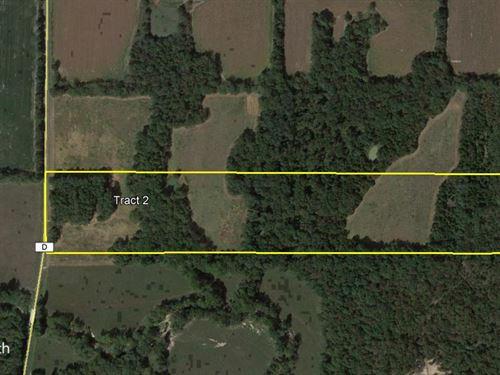 30 Acres Tract 2 Lincoln County : Silex : Lincoln County : Missouri