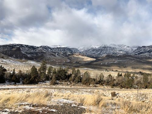 Historic North Fork Cody Parcel : Cody : Park County : Wyoming
