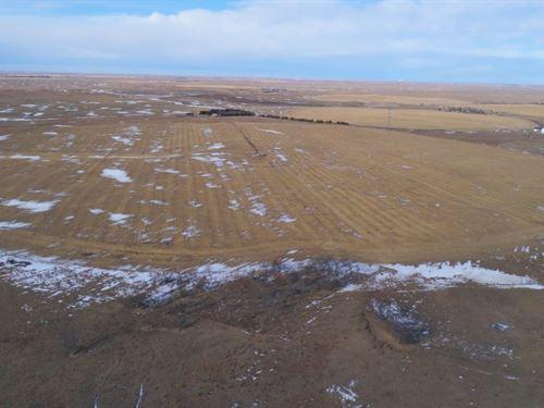 Hershey Dickens Pivot And Range : Hershey : Lincoln County : Nebraska