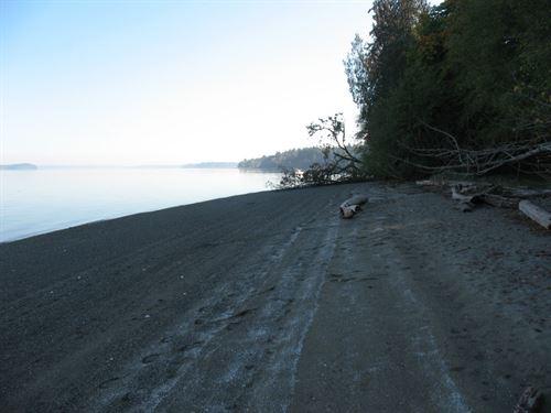 Harstine Island Prime 10.2 Acres : Shelton : Mason County : Washington