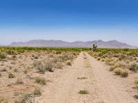 Ranch With Rd Frontage & Mountains : Deming : Luna County : New Mexico