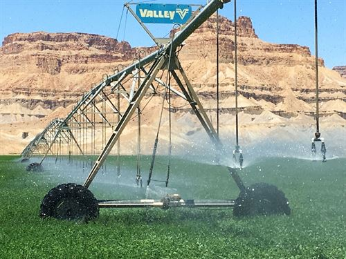 Utah Ranch, Farm Irrigated Acreage : Green River : Emery County : Utah