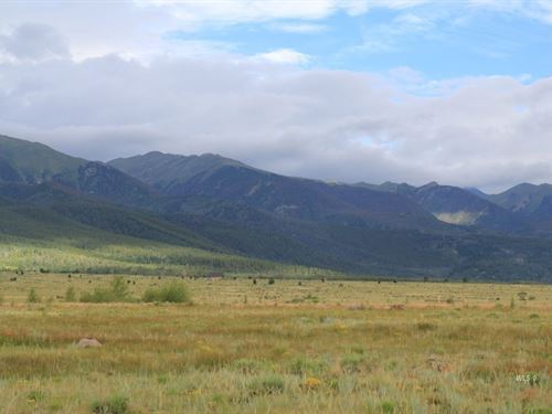 25 Acres Sierra Mojada South : Westcliffe : Custer County : Colorado