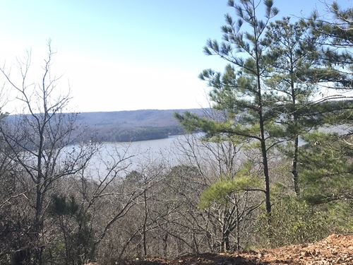 Lake Views, Lake Access And More : Guntersville : Marshall County : Alabama