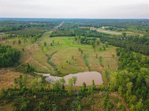 Beautiful Hilltop Cattle Farm : Dadeville : Tallapoosa County : Alabama