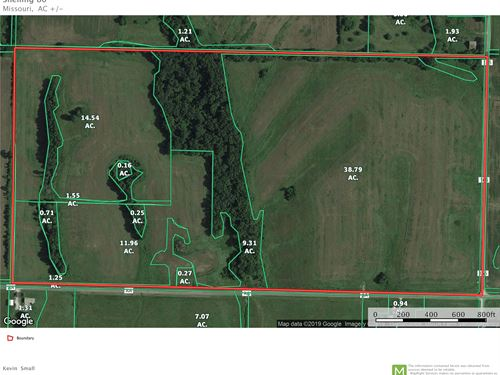 Mo Recreational Farm For Sale : Edina : Knox County : Missouri