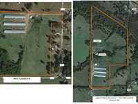 Turkey Farms With 6 Houses And : Lamar : Johnson County : Arkansas